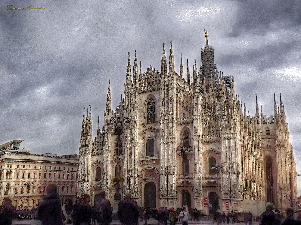 Duomo Milano by fernanduk