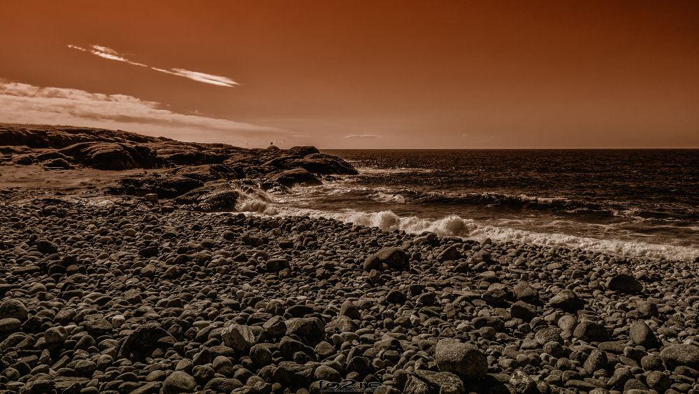 Shoreline by fo2re
