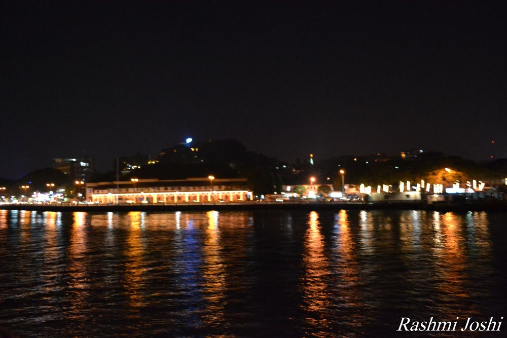 Evening in Goa by Rashmi Joshi