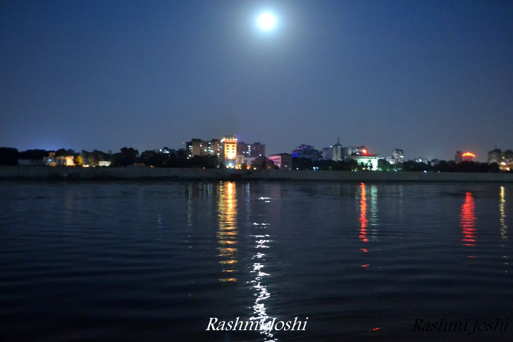 Full Moon by Rashmi Joshi