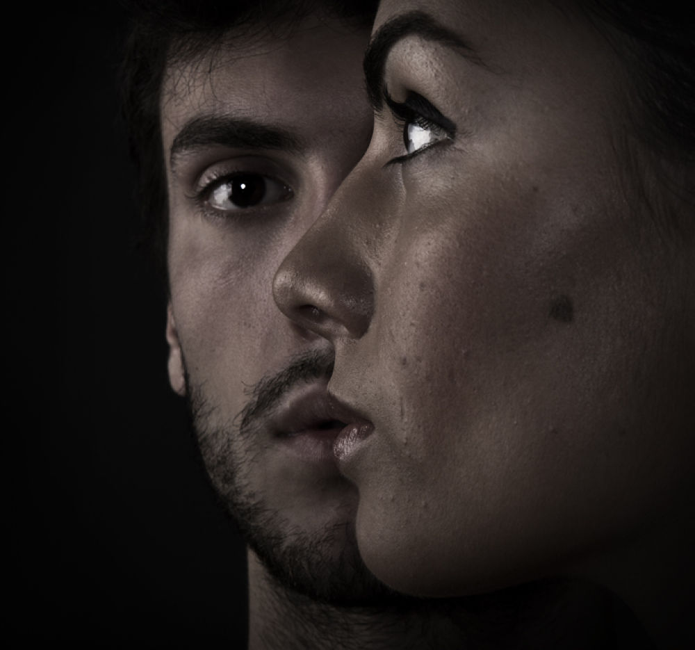 two faces by Tamás Szabó