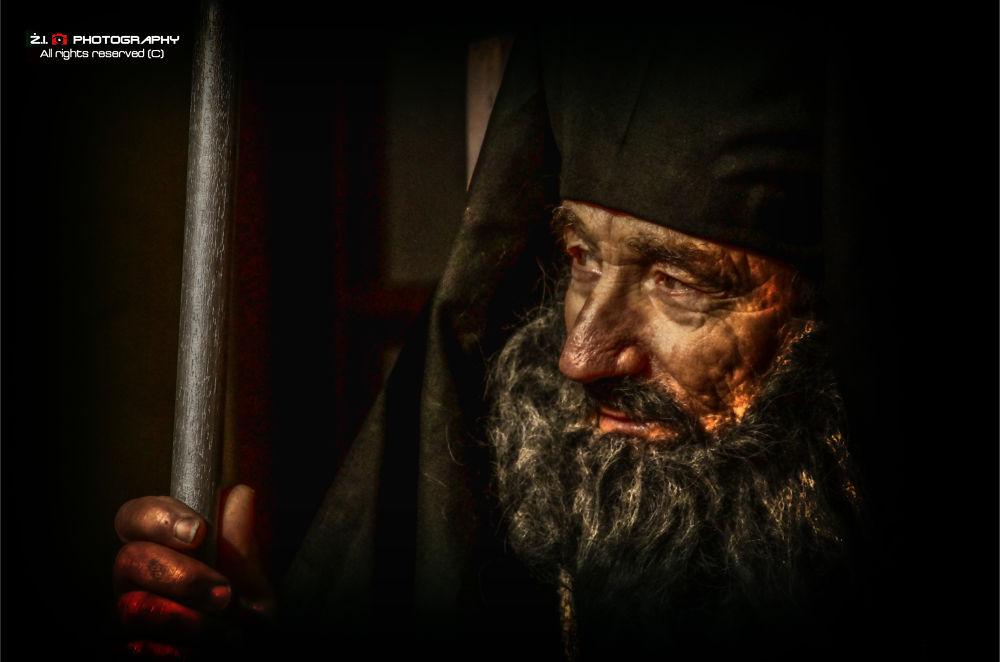 Jew high priest by GeoffreyCachia