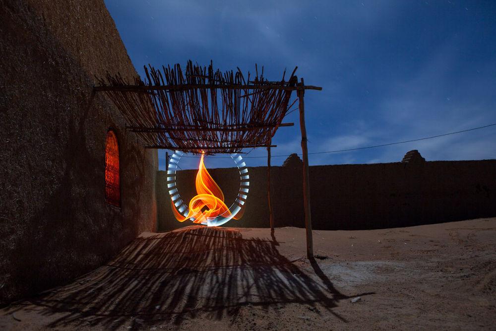 Sahara invasion... by ciscolightpainting
