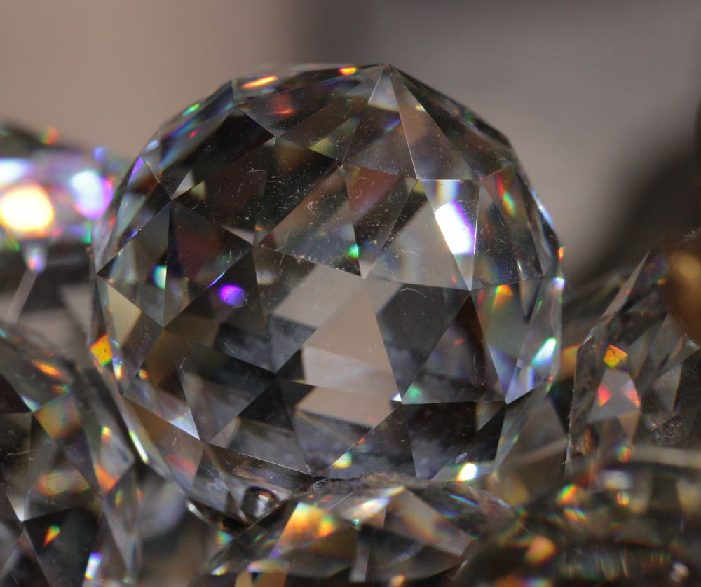 Christmas Crystal by Clem Walsh Photography
