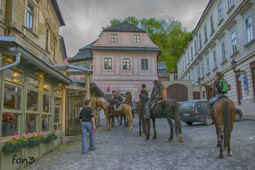 Banská Štiavnica,Slovakia by elenatrifonova10