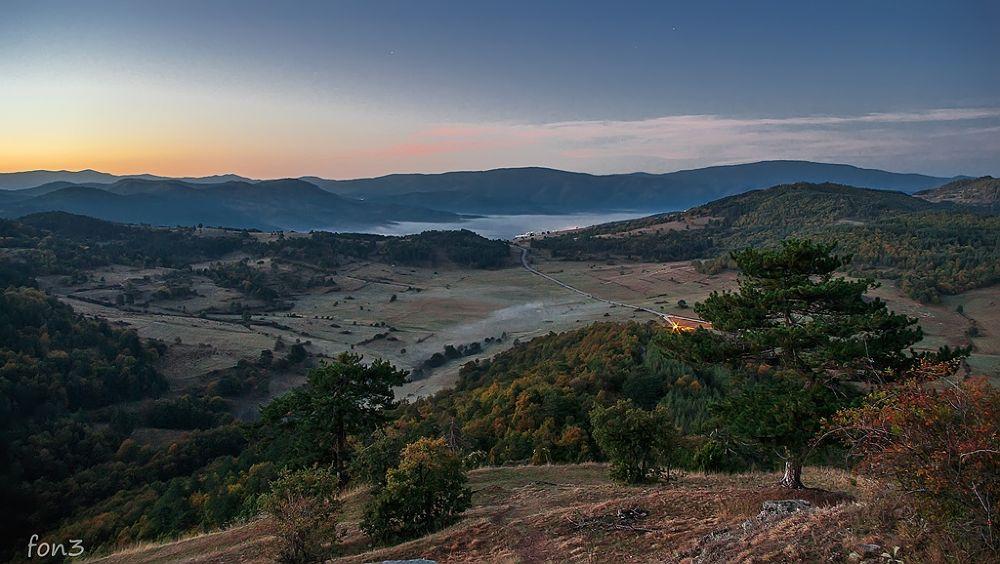 the Rhodopi mountains  by elenatrifonova10