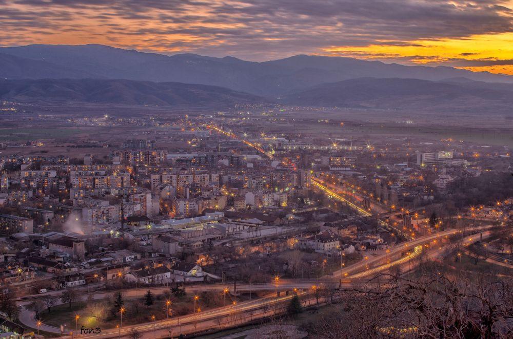 Plovdiv by elenatrifonova10