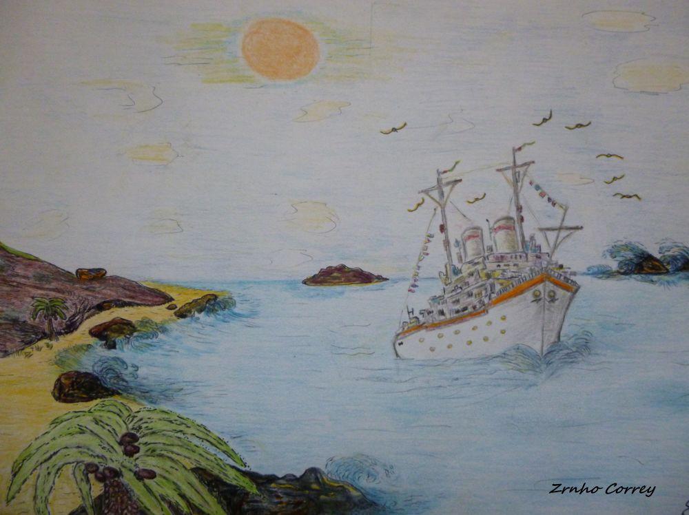 Zrnho Painting by Zrnho Correy