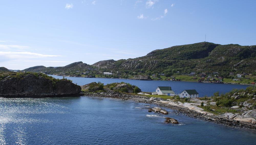Trondheim-Bodø 066 by Dorit Bach