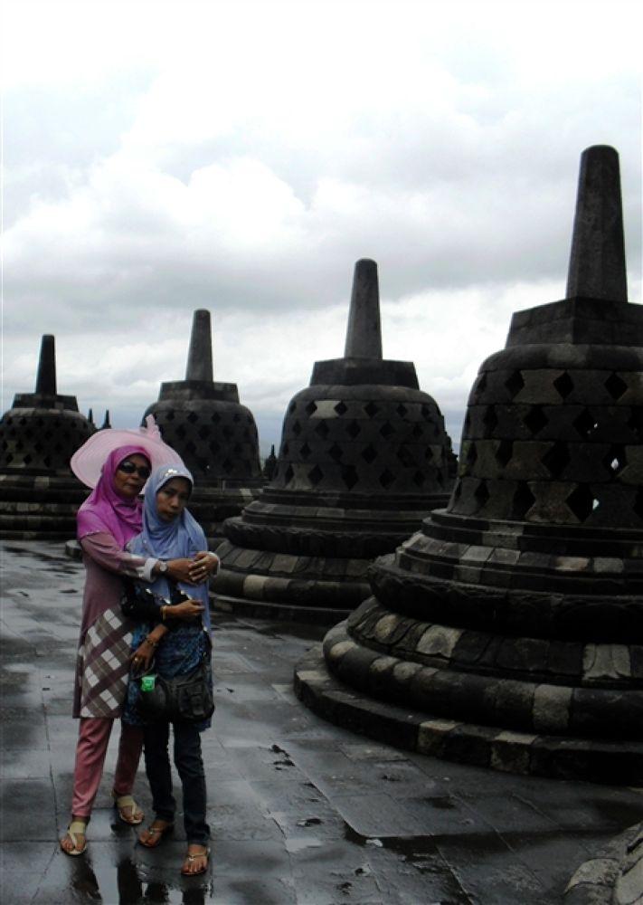 Photo in Random #temple #borobudur