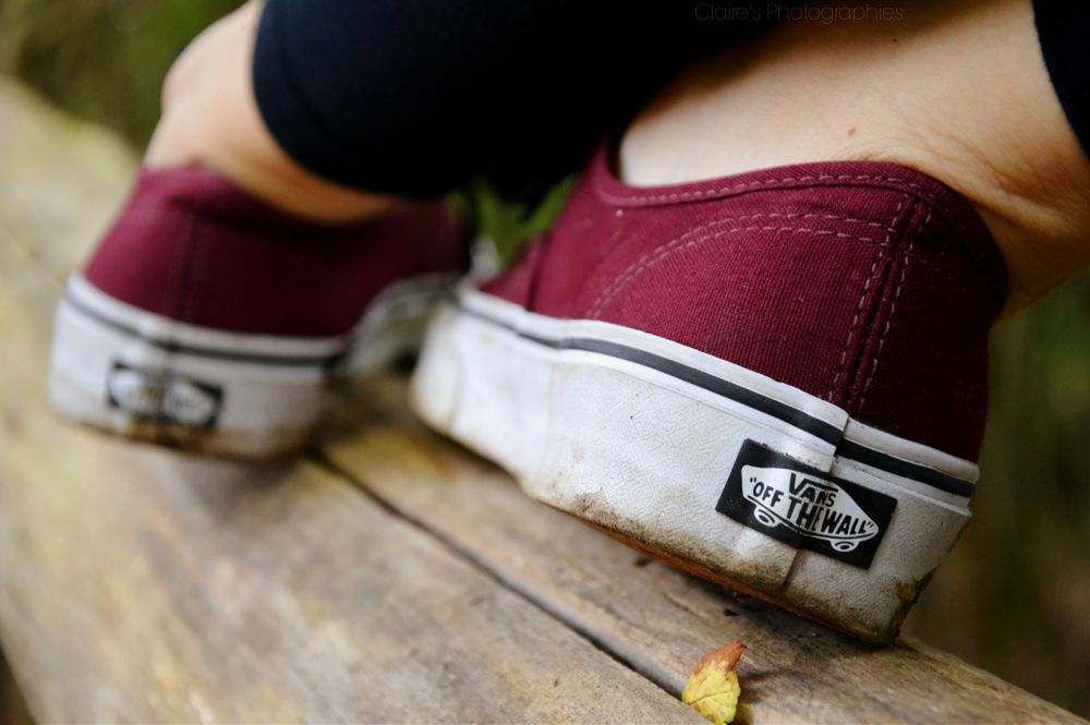 Vans off the wall by ClaireAhah