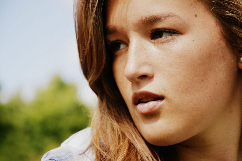 Portrait by ClaireAhah