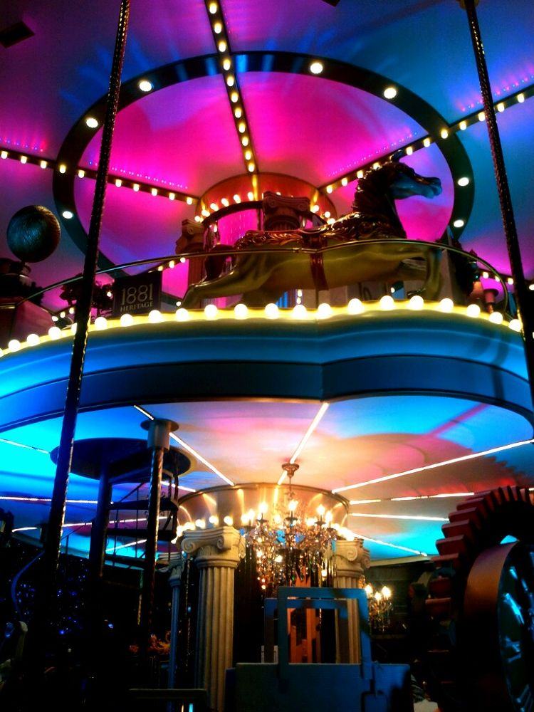 merry-go by leocary