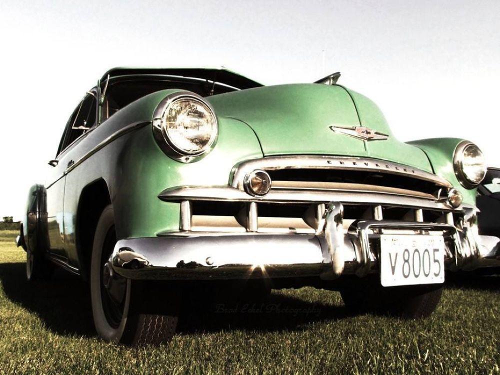 Chevrolet by bradeckelphotography