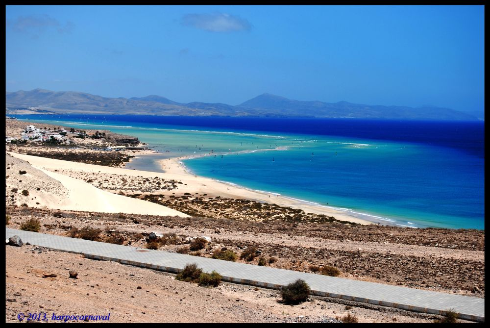 Photo in Landscape #canary islands #fuerteventura #spain
