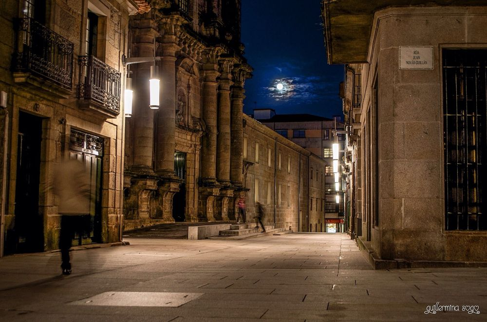 Yesterday night. by GuillerminaSogo