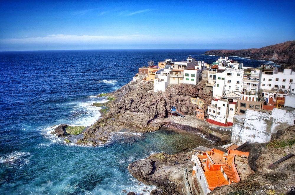 Gran Canaria by GuillerminaSogo