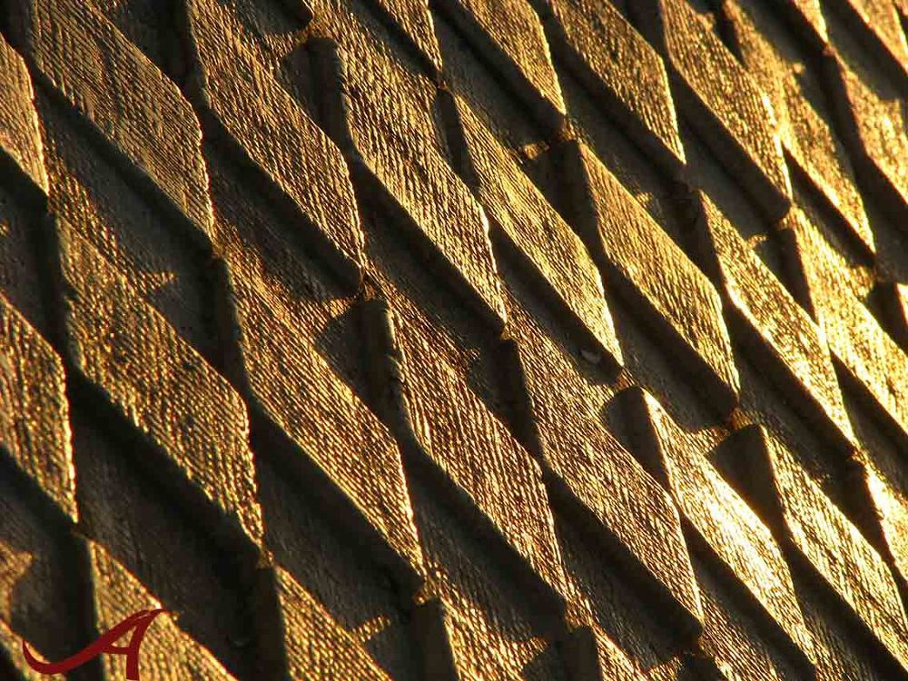 """"""" GOLDEN STONE"""" by HR ABADEH"""