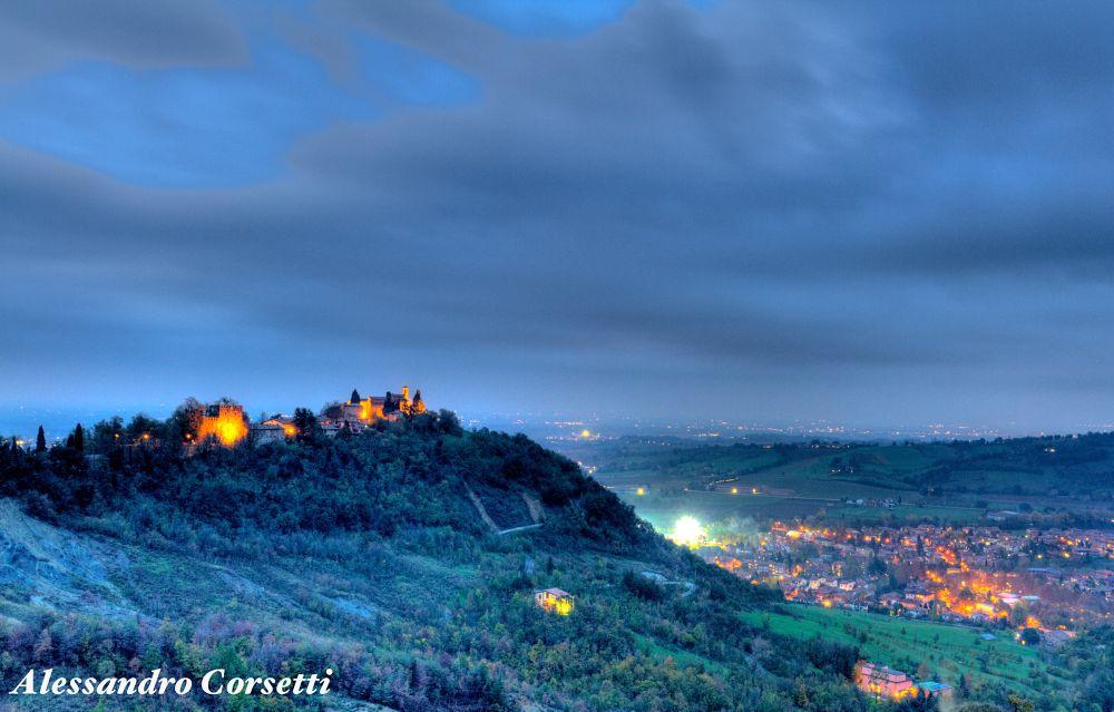 Abbazia di Monteveglio by alessandrocorsetti12