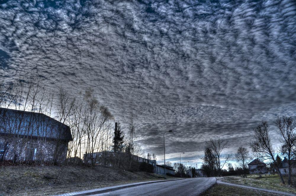 sky... by Rudolfs Evardsons