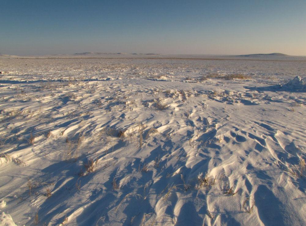 Winter, Kazakhstan #5 by GiampieroTorello