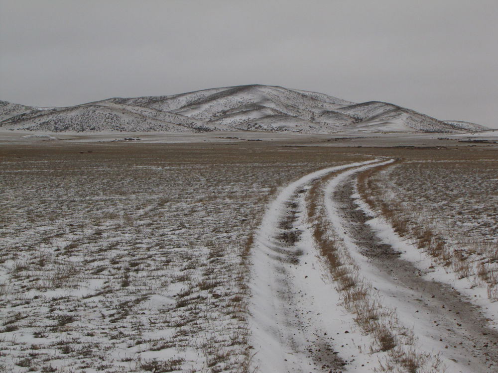 Photo in Landscape #winter #kazakhstan #snow #ice #wind #cold #freezing #adventure #travel #hills #mountains