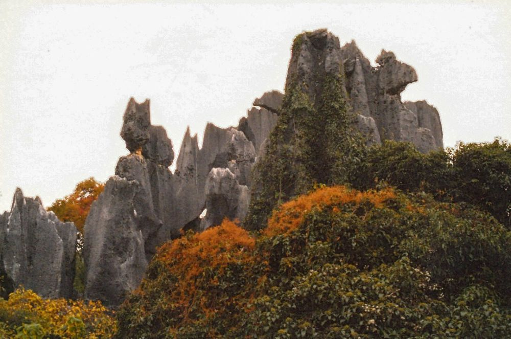 Yunnan_Stone_Forest_013 by Arie Boevé
