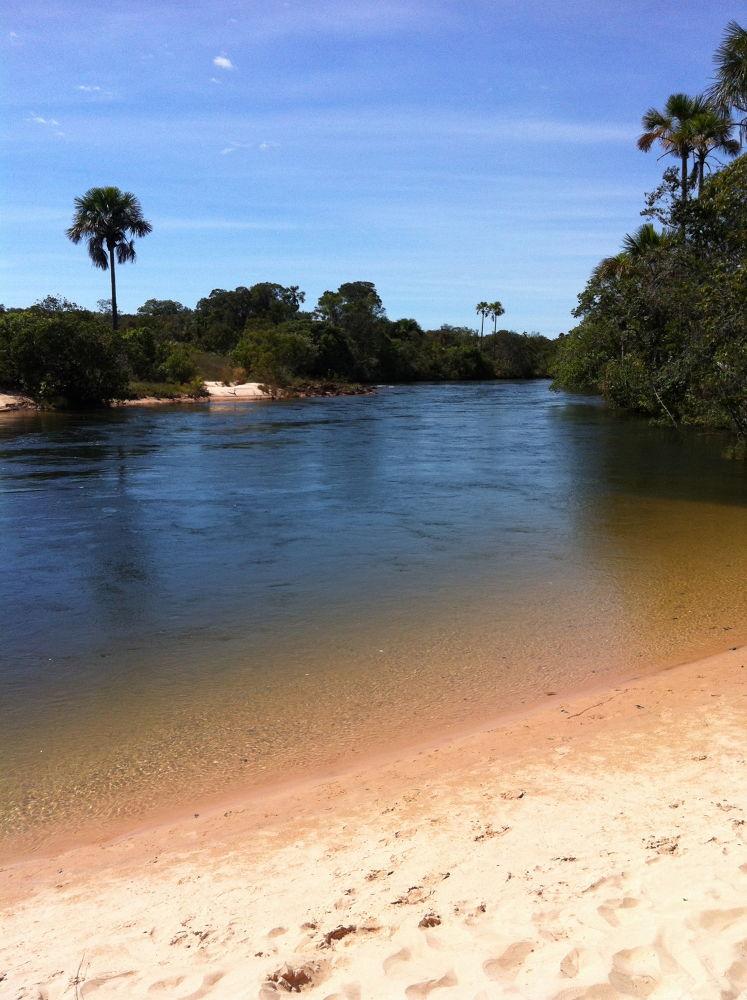 Rio Novo - Jalapão - Tocantins - Brasil by amanvf
