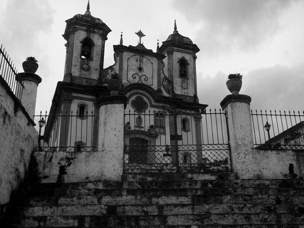 Igreja Nossa Senhora da Conceição by Nathessia Marques