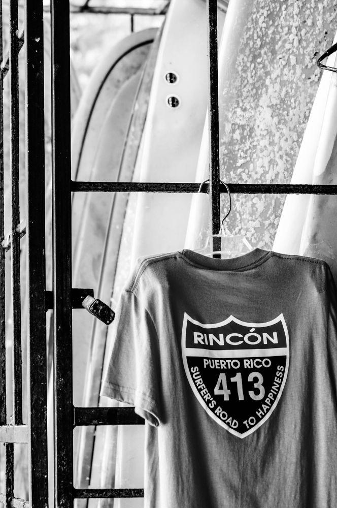 Rincón Surf Shop, Puerto Rico by Alfredo Montes