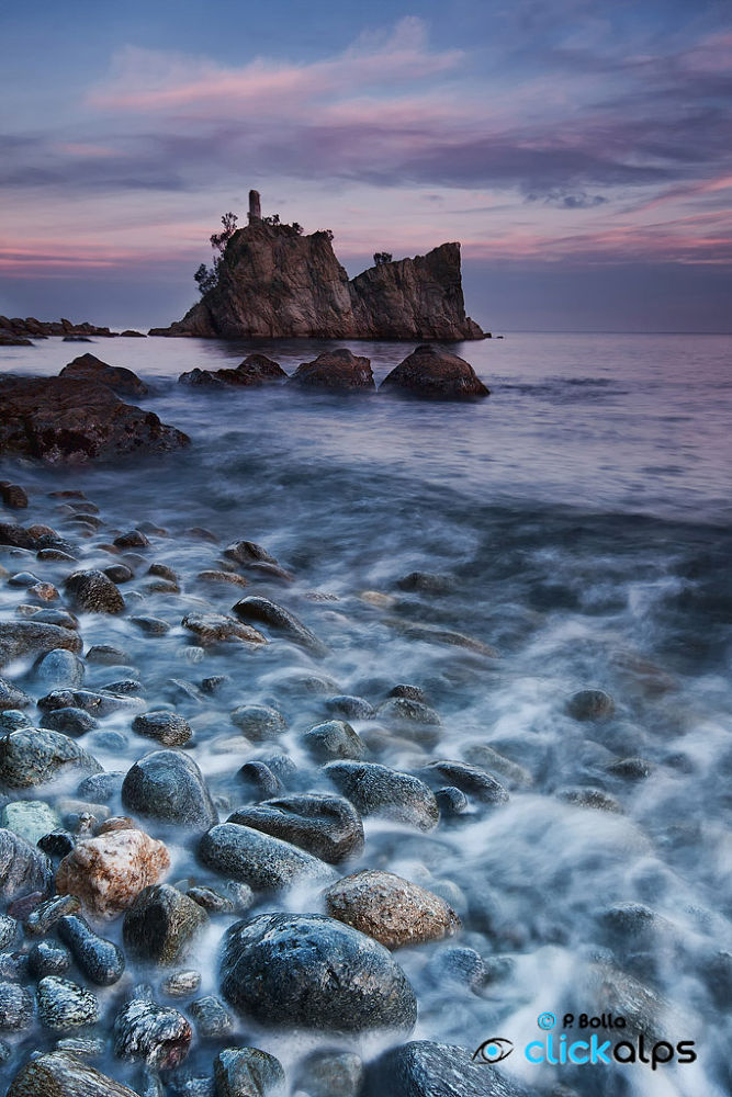Madonnetta's Rock by Paolo Bolla