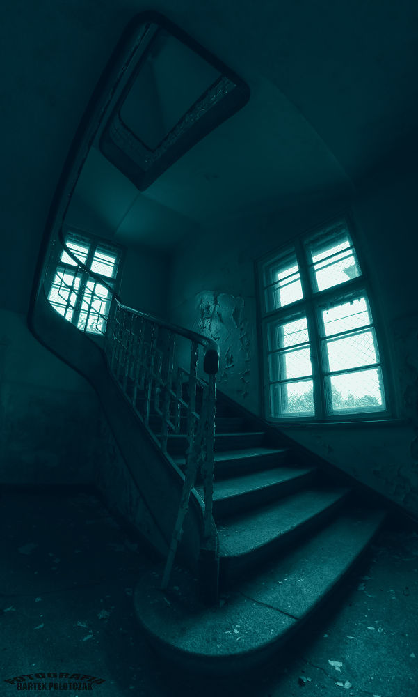 Photo in Architecture #urbex #children's #abandoned #hospital #architektura