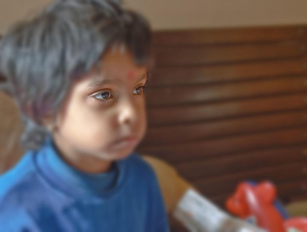 Eyes by sankha0roy