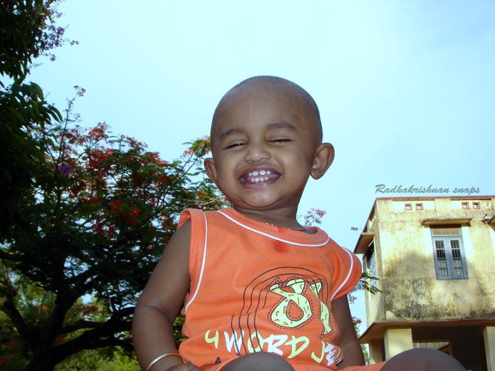 Junior by Radhakrishnan. AG