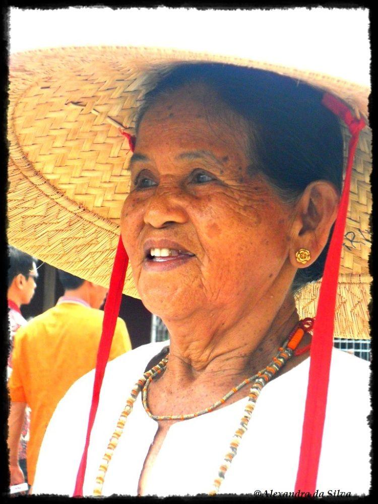Toraja's Old Woman by ALEXANDRA da SILVA