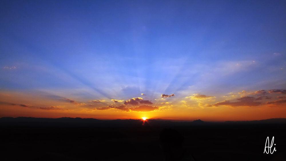 Sunset by alishahvali