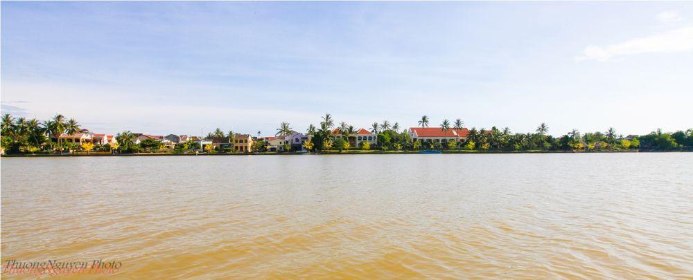 Sông Hoài ,Hội An ,Việt Nam. by thuong_tk2007