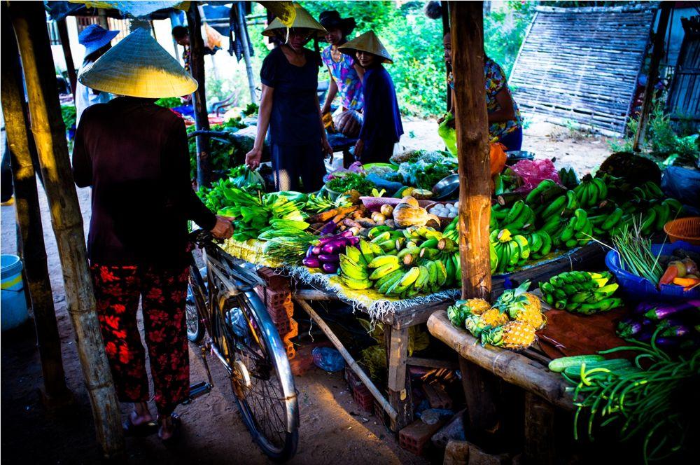 in a rural market Vietnam by tuyennguyen716195313