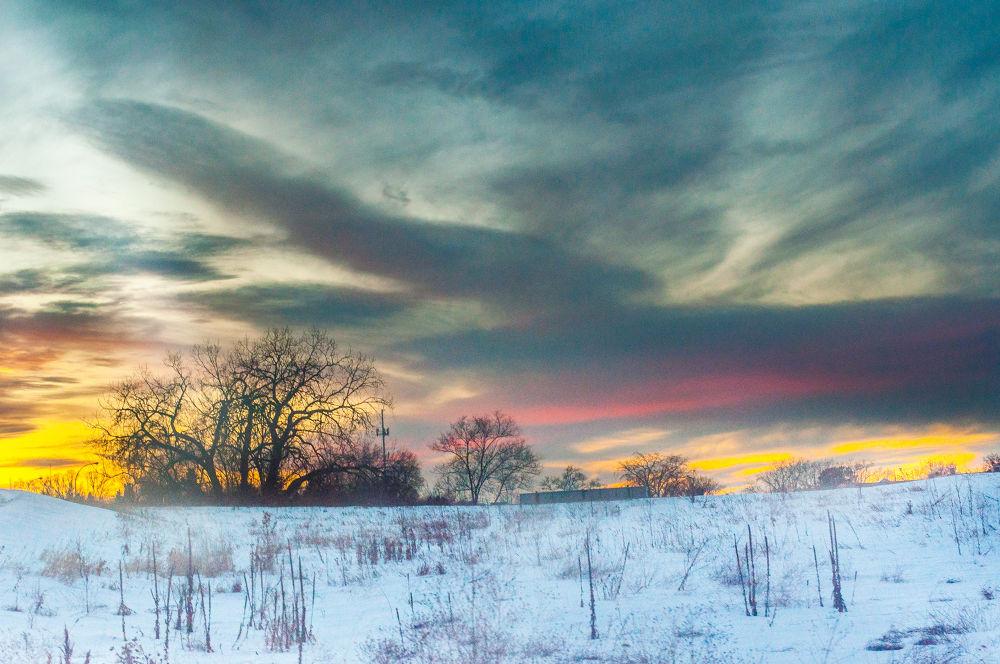-20 degree sunset by michaelbrausen