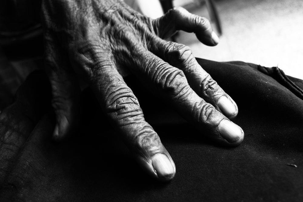 grandma by SuBiN SoMaN