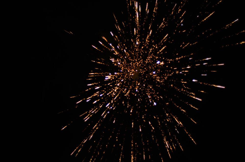 Fireworks  by Abolfazl