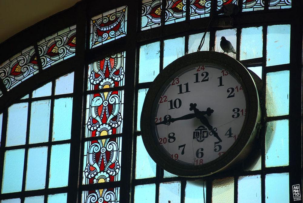 clock by Musato