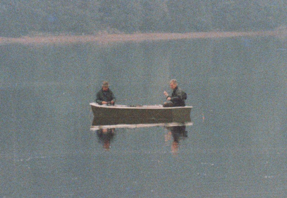 Titisee lake fishing by hananel hebe