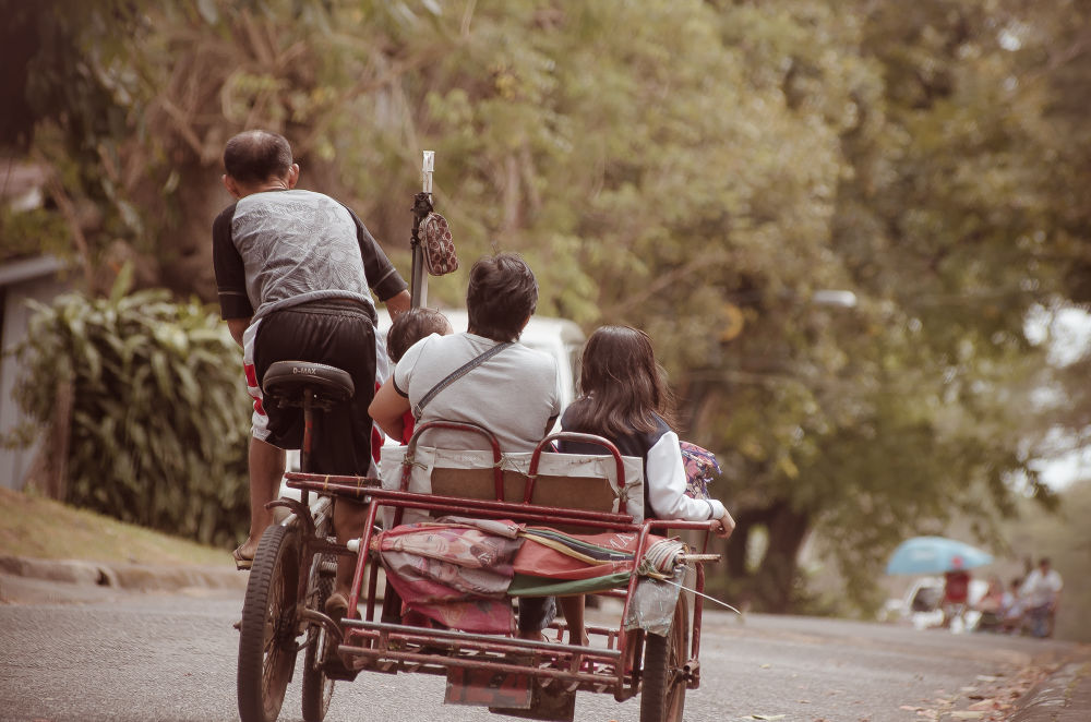 ride on by alvin santos