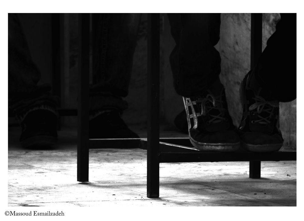 Untitled by Massoud Esmailzadeh