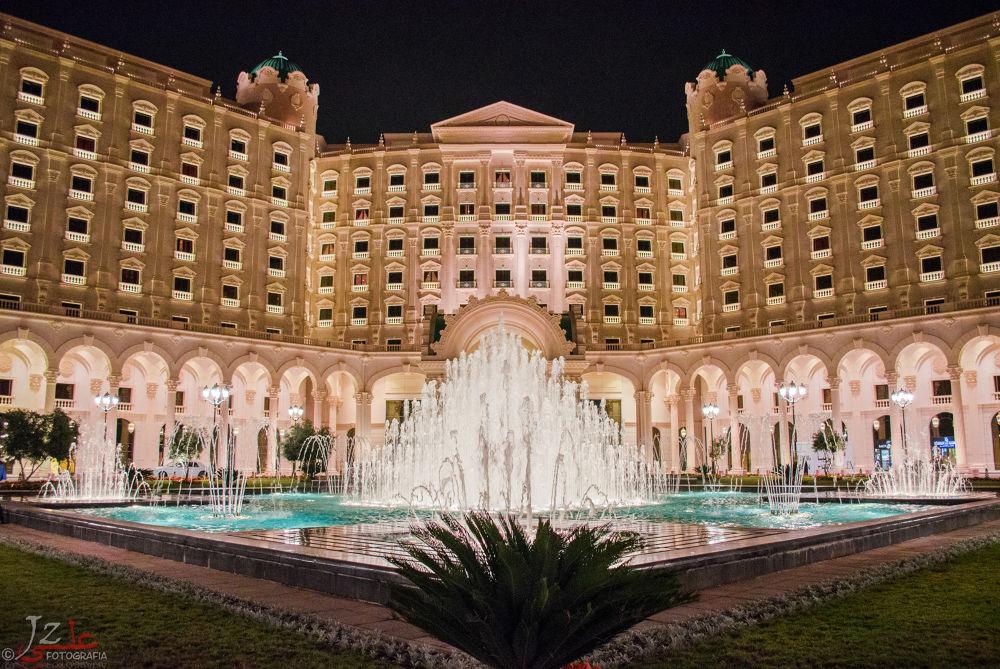 Ritz Riyadh by alyjz