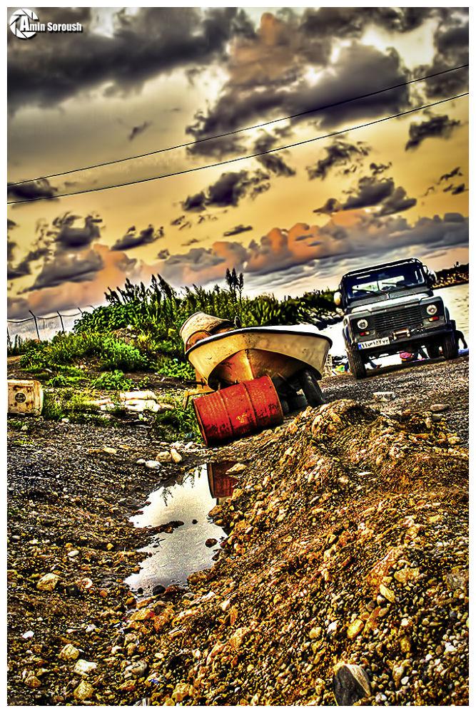 HDR - Ramsar by Amin Soroush