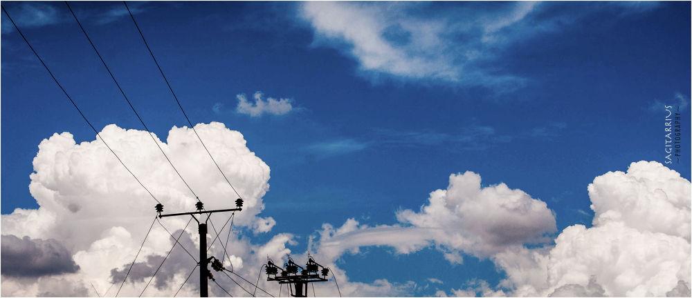 clouds bridge by aroraveloson