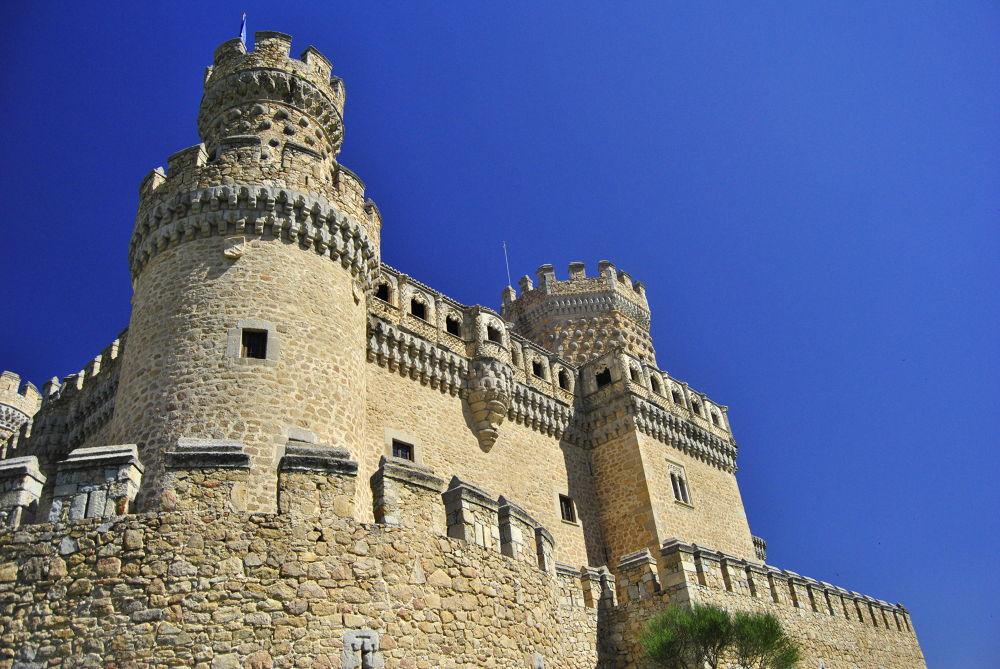 castillo by alparusanfotos