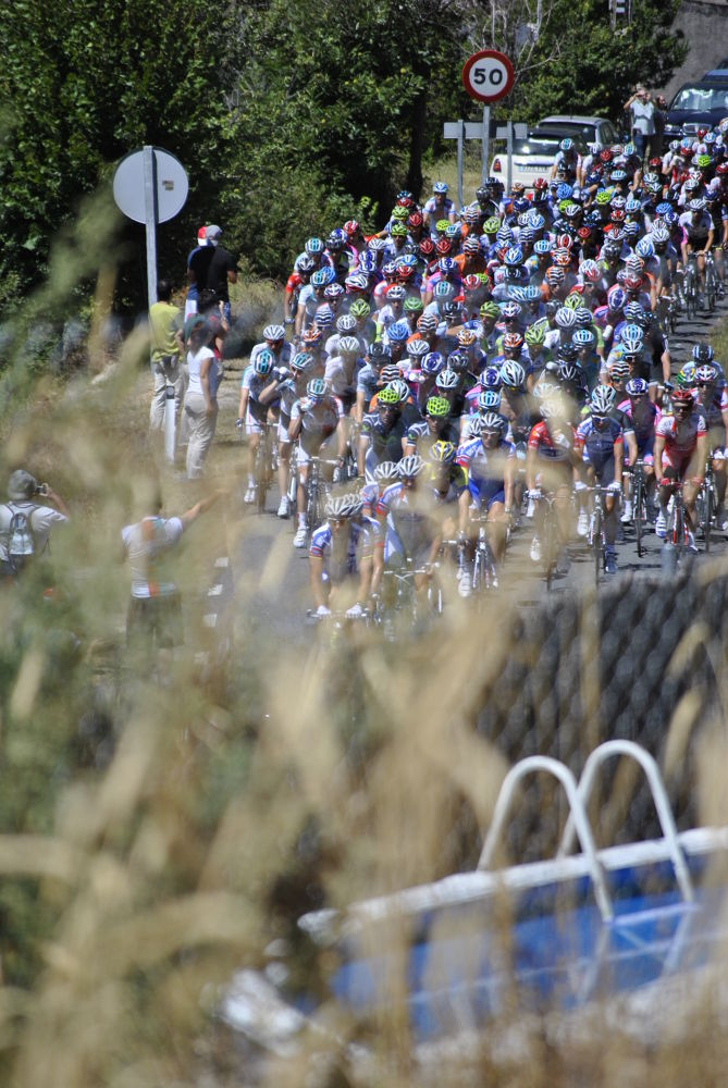 Photo in Random #ciclista #vuelta #españa #mijares